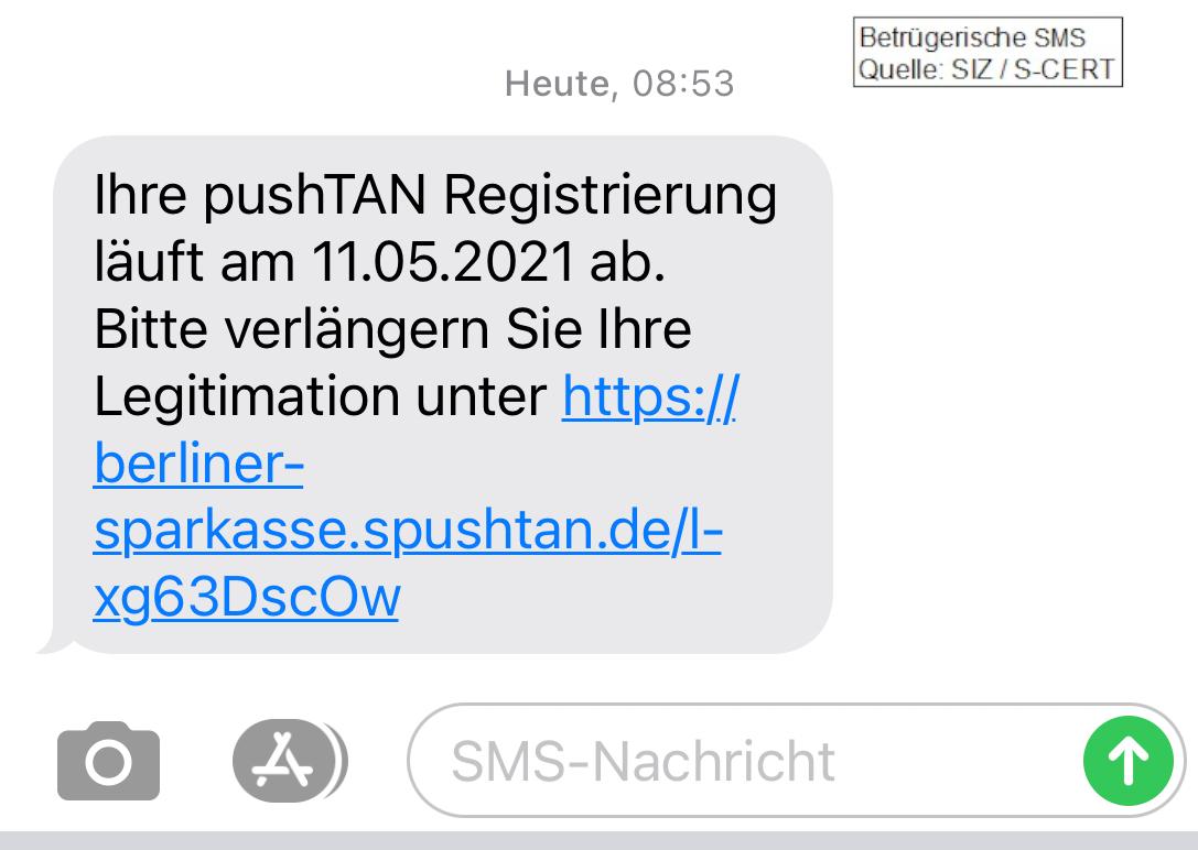 Aktuelle Sicherheitswarnungen   Sparkasse Grünberg